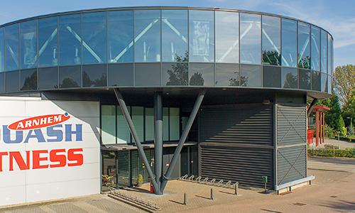 Squash centre Arnhem Zuid