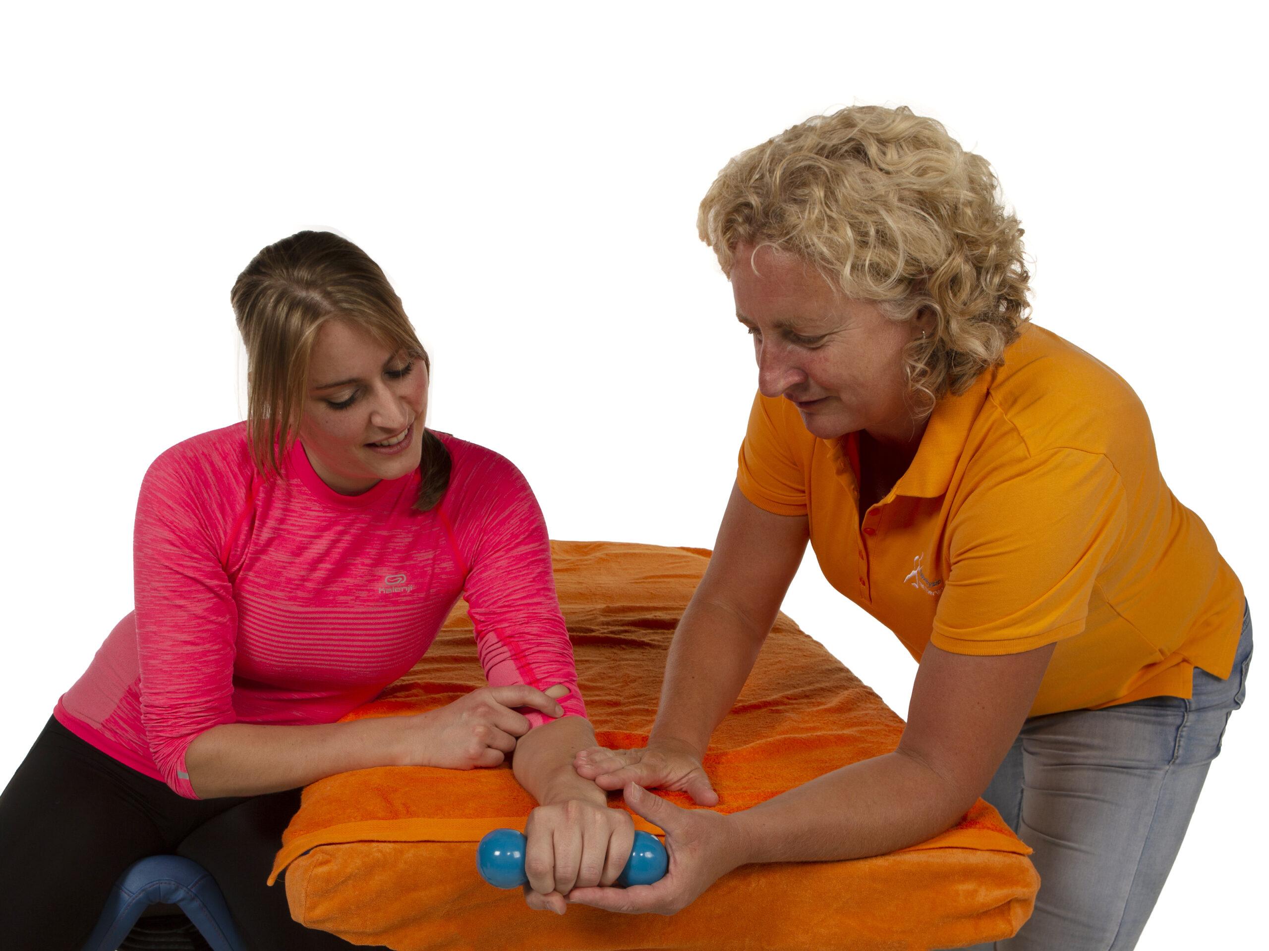 SportFysiotherapie van Lierop behandeling